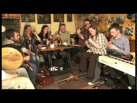 O'Connor's Pub OAIM Launch Clip 2 - Traditional Irish Music from LiveTrad.com