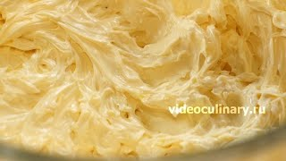 Масляный крем на сгущенном молоке - Рецепт Бабушки Эммы(Рецепт - Масляный крем на сгущенном молоке от http://videoculinary.ru Бабушка Эмма делится Видео-рецептом Масляного..., 2013-02-24T07:05:30.000Z)