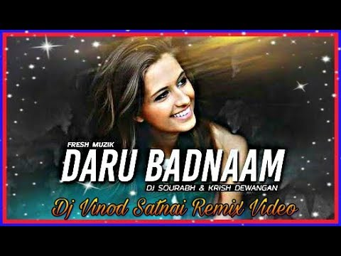 fl-project-&-mp3-link-in-description-//-daru-badnaam-//-hard-electro-//-dj-vinod