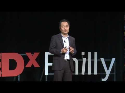 TEDxPhilly - Youngjin Yoo - A city as a computing platform