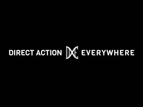 Image result for direct action everywhere logo
