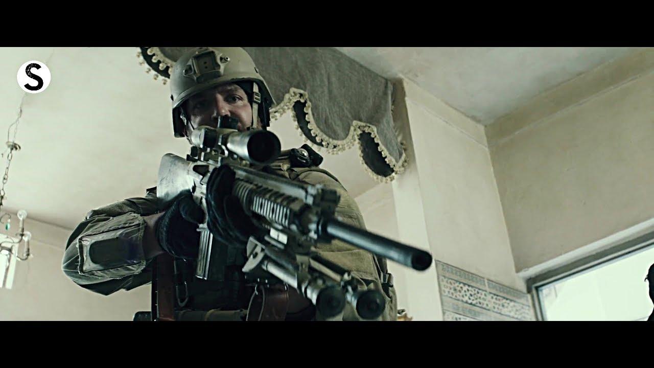Download American Sniper Breach Scene