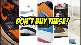 5 Sneakers Nike DROPPED The Ball On! (What were they thinking?)