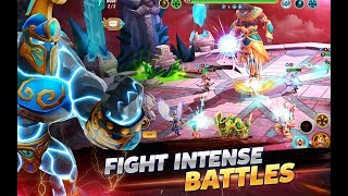 Might & Magic: Elemental Guardians (Android Game) By Ubisoft Entertainment