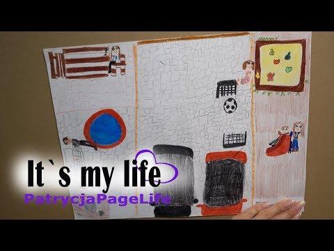 Malwettbewerb von Acelya, so süß! - It's my life #966 | PatrycjaPageLife