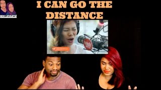 Baixar Katrina Velarde - Go The Distance (Michael Bolton) REACTION