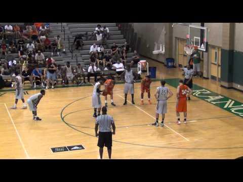 Indiana Elite vs Ohio Basketball Club, Adidas Super 64, July 26, 2012