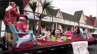 2015 Santa Claus Christmas Parade