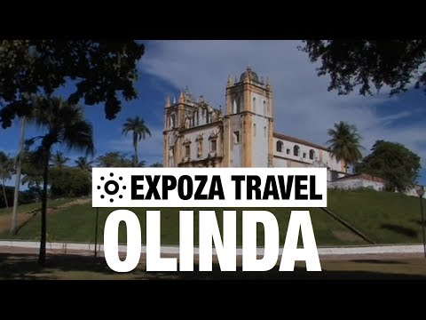 Olinda (Brazil) Vacation Travel Video Guide