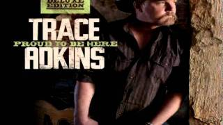 Trace ADKINS - Days Like This - LYRICS (NEW ALBUM 2011)