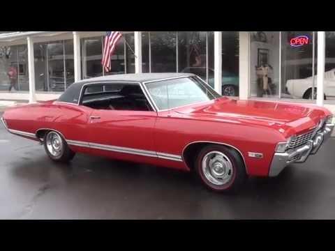 1968 Chevrolet Caprice $24,900.00