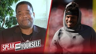 Cam's social media obsession looks more T.O. than franchise QB — Whitlock | NFL | SPEAK FOR YOURSELF
