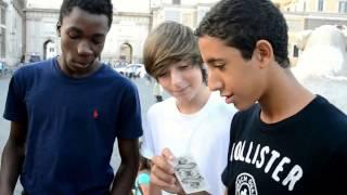3° Giorno di magia per le strade di Roma (Parte Prima) - Rome Street Magic - Gianluca Federico