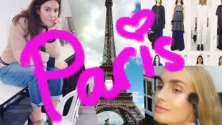 Paris Vlog - makeup, makeup and more makeup!