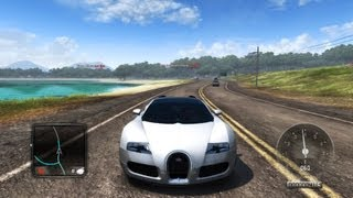 Test Drive Unlimited 2 TDU2 Bugatti Veyron Super Sport 1200HP HQ [1080p]