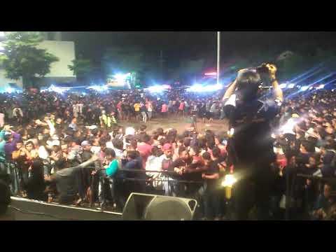 Sagita Live In Gor Bungkarno NGK Ricuh Tawuran Tadi Malam