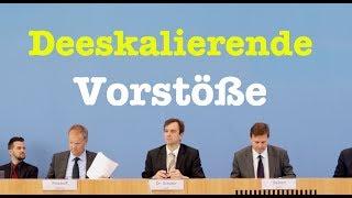 21. Juni 2017 - Komplette Bundespressekonferenz