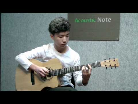 [fingerstyle]테일즈 위버 ost reminiscence arr by 신예찬