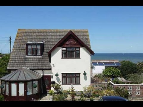 Norfolk holiday cottage - Beachside House luxury seaside cottage overlooking the sea