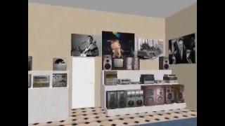 Проект весенней выставки в АРТ-Курорте