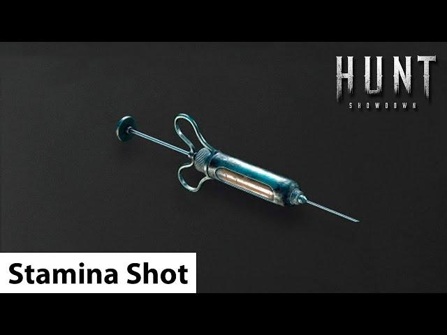Stamina Shot | Hunt: Showdown