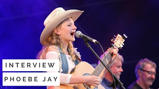"""INTERVIEW: Phoebe Jay EP Launch """"Higher Than This Day"""""""
