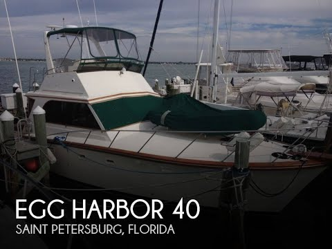 Used 1982 Egg Harbor 40 for sale in Saint Petersburg, Florida