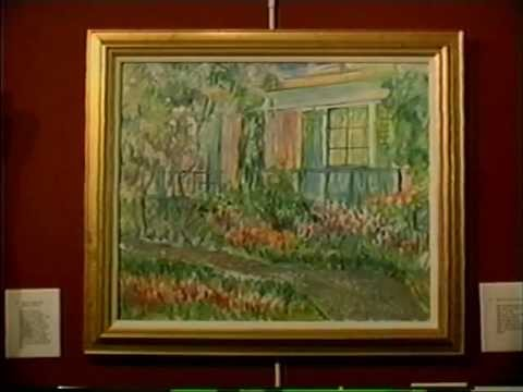 Private Collection of Mildred Huie Exhibition at the Historic Ritz Theater October 21, 2001