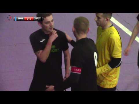 Обзор матча 20minut.ua United - ZoomSupport United #itliga13