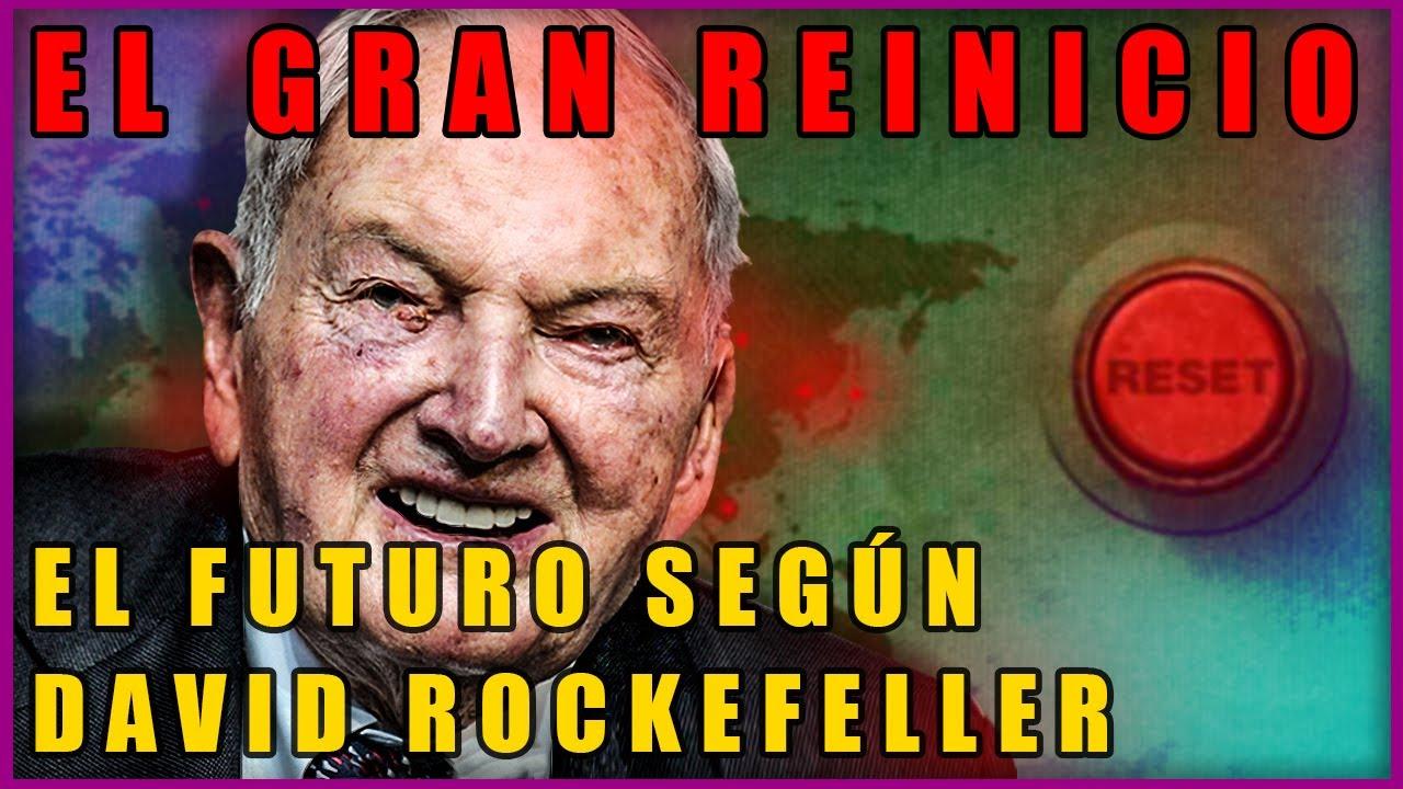🔴 Rockefeller Nos Muestra el MUNDO EN 2030 💰🌎