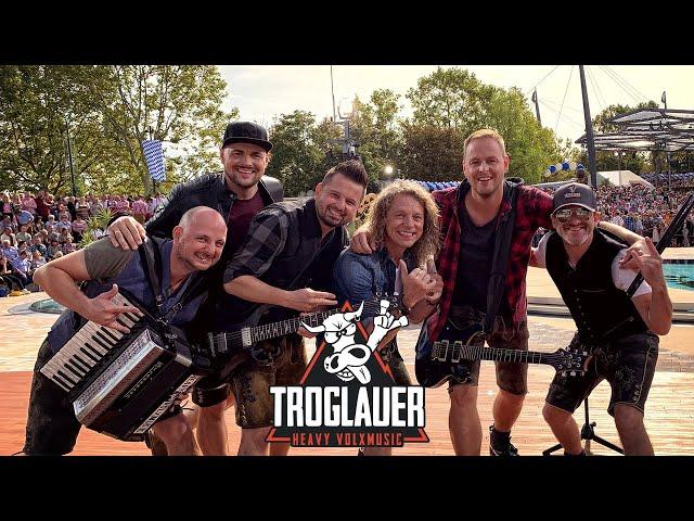 TROGLAUER - ZDF-Fernsehgarten Oktoberfest 2019 (Friede Freude Volxmusic)