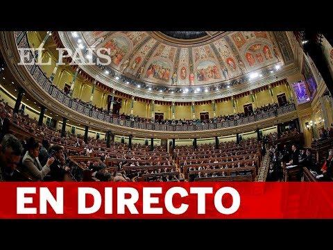 DIRECTO DEBATE DE INVESTIDURA | Últimas intervenciones y PRIMERA VOTACIÓN