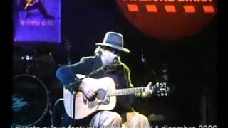 """Roberto Ciotti  - Blue Square 14_12_2006 (Roma, """"Indie - la musica dal vivo in TV"""")"""