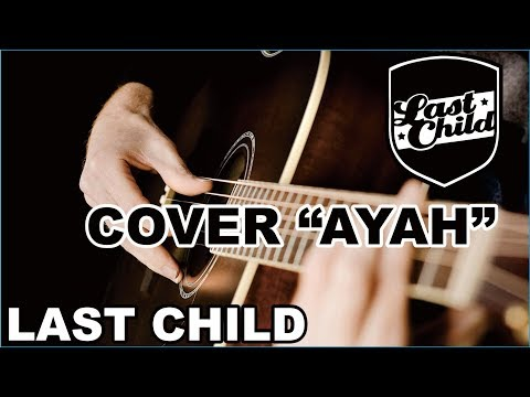 cover AYAH LAST CHILD by the moe (SCORTALIES)
