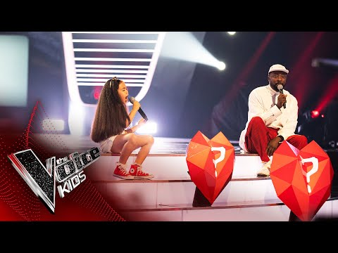 will.i.am and Victoria Perform 'Where Is The Love' | The Final | The Voice Kids UK 2020