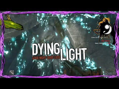 Clearing volatile hives Dying Light co-op funny moments |