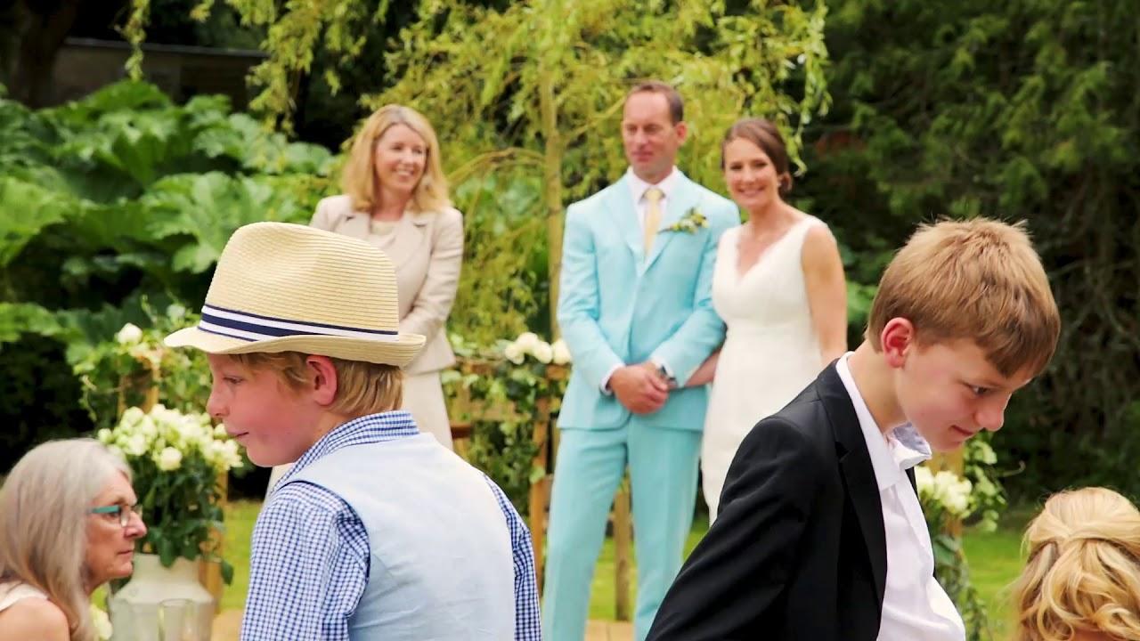 Wedding Photographer Sussex Video Sample