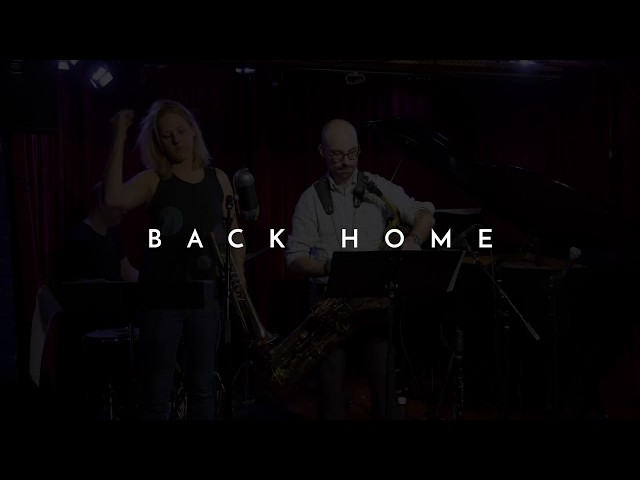 Back Home - Live at Cornelia St Cafe: Andrew Hadro w/ Ingrid Jensen