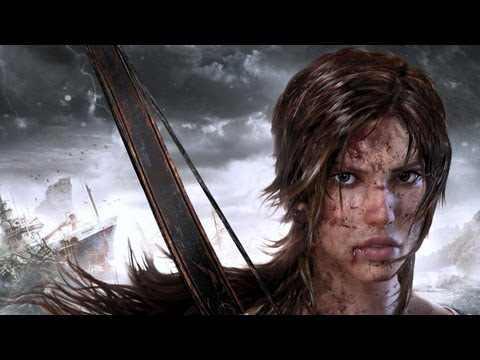 Tomb Raider - Puzzle Do Sino
