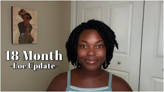 18 Month Loc Update | Naomi Onlae