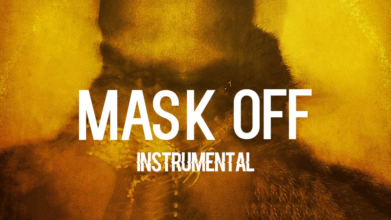 Future Mask Off Clean future - mask off (instrumental)