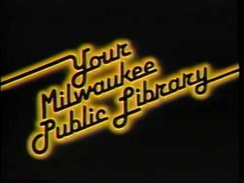 Milwaukee Public Library - The Answer Place - [AWESOME] (1984)