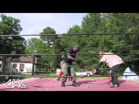 GWC INTENSITY: The Renegade Enforcer vs. John Forge