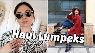 Haul Lumpeksowy| Tworzymy stylizacje jesienne
