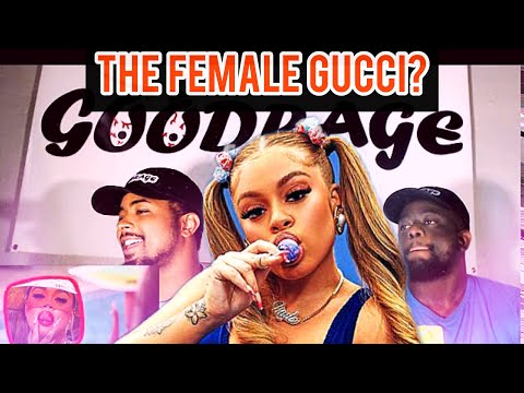 The Goodrage reacts to Mulatto ft Gucci Mane - Muwop (Official Music Video) REACTION