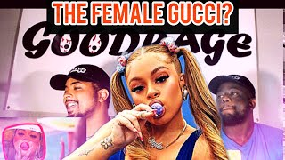 Mulatto ft Gucci Mane - Muwop (Official Music Video) REACTION by The GoodRage