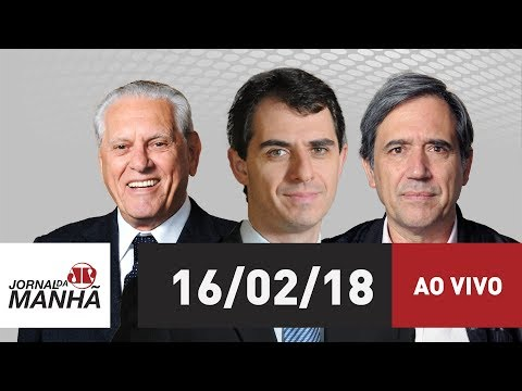 Jornal da Manhã  -  16/02/18