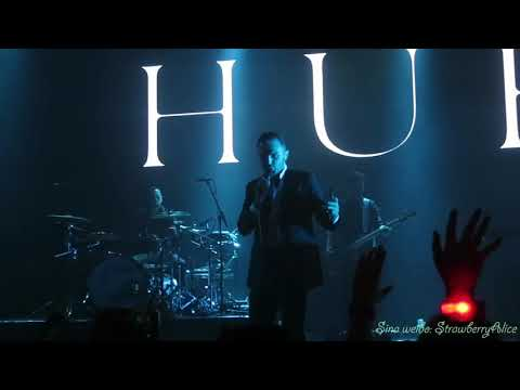【Strawberry Alice】Hurts - Desire Tour, Bandai Namco Shanghai Base Dream Hall, 31/01/2018.