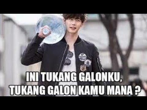 Video Viral Kang Galon