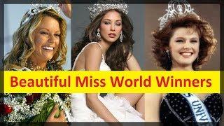 Top 10 Most Beautiful Miss World Winners '10 Beautiful Women in The World
